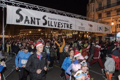 València cancela la San Silvestre Popular por las restricciones derivadas de la pandemia