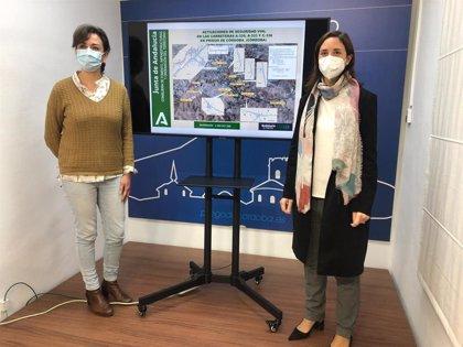 La Junta invierte más de 188.600 euros en la mejora de las travesías de Priego de Córdoba