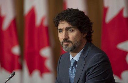 """Trudeau habla de """"buenas posibilidades"""" de que todos los canadienses estén vacunados en septiembre de 2021"""