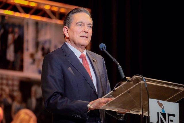 Laurentino Cortizo, presidente electo de Panamá