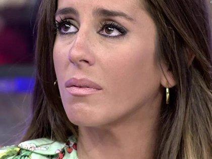 """Anabel Pantoja, superada por la polémica, quiere dejar Sálvame: """"No puedo más, me va a costar la salud"""""""