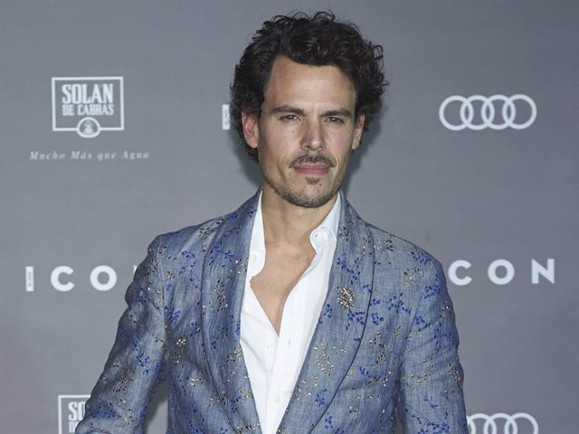 Spanish designer Juan Avellaneda attends the 'Icon' awards 2016 at the French Embassy on October 13, 2016 in Madrid, Spain.