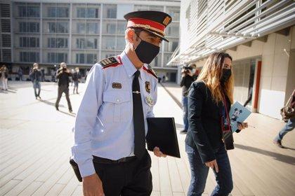 Los Mossos d'Esquadra cambian su estructura de mando tras la restitución de Trapero