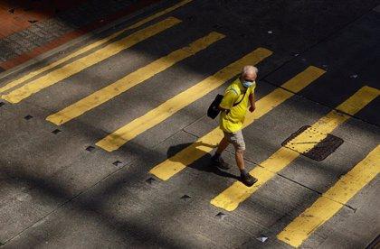 China suma seis casos importados mientras Hong Kong endurece las medidas para frenar la cuarta ola
