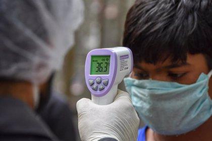 India suma 41.322 nuevos contagios de coronavius en las últimas 24 horas