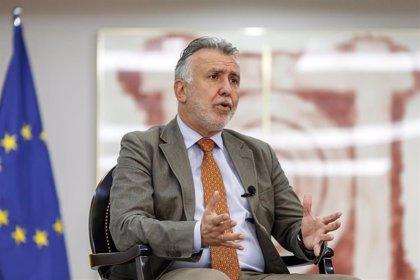 El presidente canario cree que a finales de 2021 podrá superarse la crisis del COVID-19