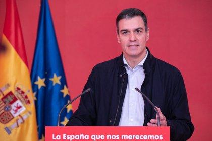 """Sánchez avisa de un """"etapa crítica"""" y pide anteponer """"la precaución sanitaria a otros propósitos"""" esta Navidad"""