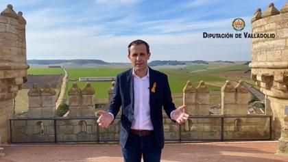 """La Diputación de Valladolid celebra el Día de la Provincia con un vídeo en el que apela a la """"unidad"""""""