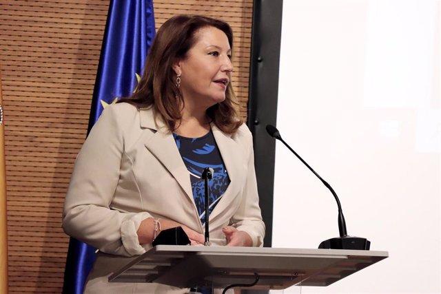 Carmen Crespo en una imagen de archivo