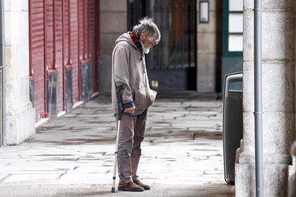 Médicos del Mundo atiende a un 40% más de personas sin hogar en Baleares debido a la pandemia