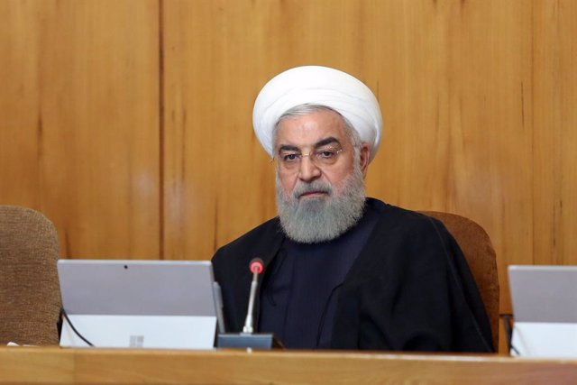 Hassan Rouhani, president de l'Iran