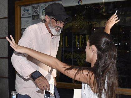 La especial celebración de cumpleaños de Micky Molina y su hija Andrea Molina