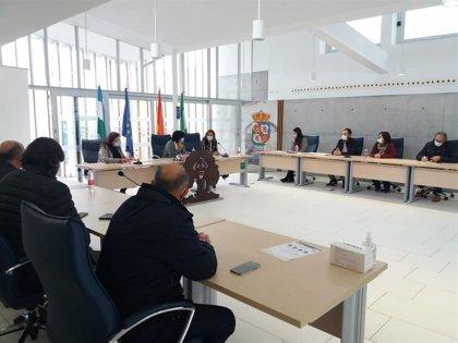 Junta, Ayuntamiento de La Luisiana (Sevilla) y Adipaex abordan una nueva cualificación profesional en la FP Dual