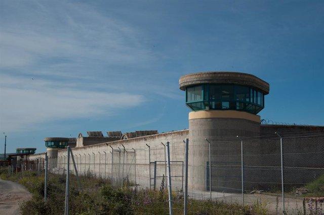 Imagen de ARCHIVO (18-06-2018) del exterior de la cárcel de Brieva, en Ávila, Castilla y León (España),