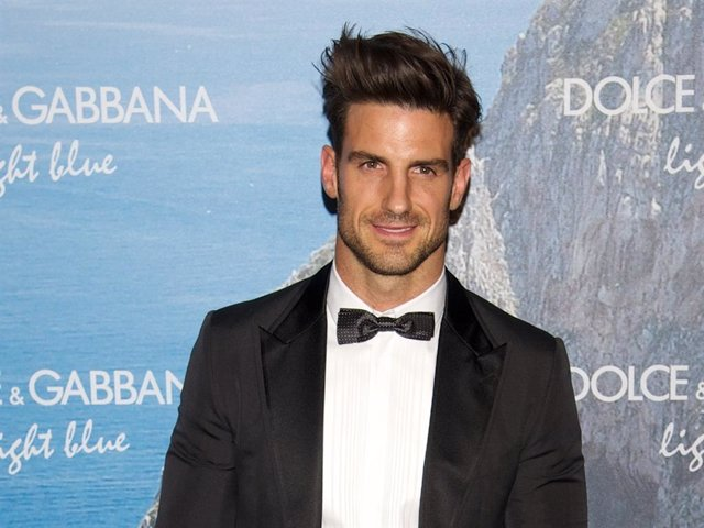 Aitor Ocio  attends Mediterranean Summer Cocktail By Dolce & Gabbana at the Santo Mauro Hotel on May 29, 2013 in Madrid, Spain.