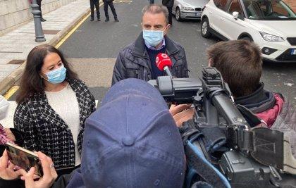 """Franco está seguro de que Sanidad no pondrá """"ninguna objeción"""" al plan regional para realizar test en farmacias"""