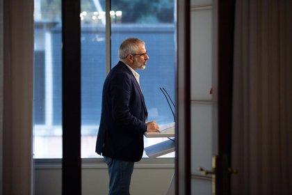 """Carrizosa afirma que Cs es el grupo que ha presentado """"más propuestas sociales"""" esta legislatura"""