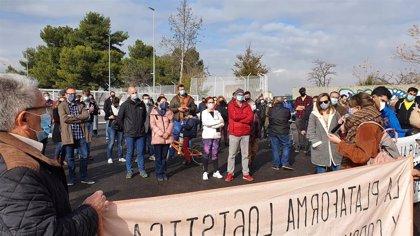 El PSOE se une al rechazo vecinal contra la remodelación de Eduardo Barreiros, que limita al 25% la red ciclista