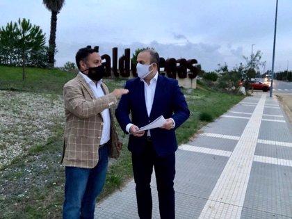 """Ciudadanos valor el nuevo IES en Lepe (Huelva), que de muestra que la Junta """"apuesta decididamente"""" por la localidad"""