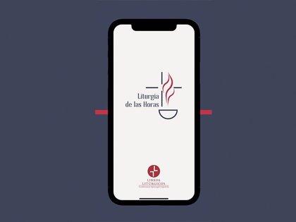 Los obispos ponen en marcha desde este sábado la primera app oficial en español para rezar la Liturgia de las Horas