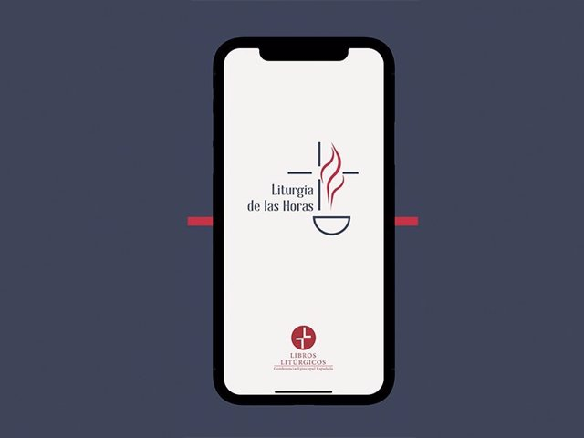 Aplicación de la CEE para rezar la Liturgia de las Horas