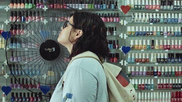 'Um filme de verão' de Jo Serfaty (Brasil).