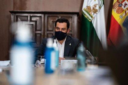 Moreno preside este domingo el Comité Territorial de Alertas para decidir si flexibiliza restricciones en Granada
