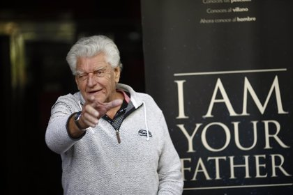 R. Unido.- David Prowse, el actor que interpretó a Darth Vader, muere a los 85 años