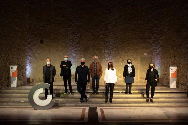 Els guardonats del Premi Nacional de Cultura 2020 van posar a l'octubre en anunciar-se els premiats