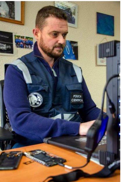 Un grupo de la Policía Municipal de Madrid utiliza la realidad virtual como herramienta en sus investigaciones