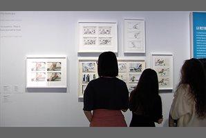 CaixaForum Sevilla acoge una exposición con dibujos y maquetas de Pixar