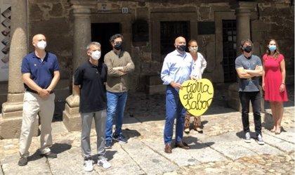 Tierra de Sabor y La Alberca (Salamanca) protagonistas este martes de MasterChef Celebrity