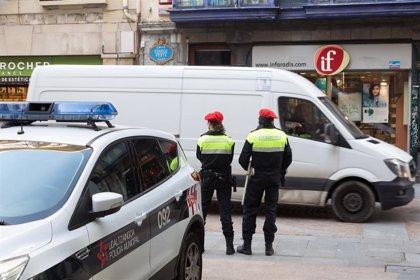 Bilbao pone en marcha este lunes una campaña para vigilar el transporte de mercancías