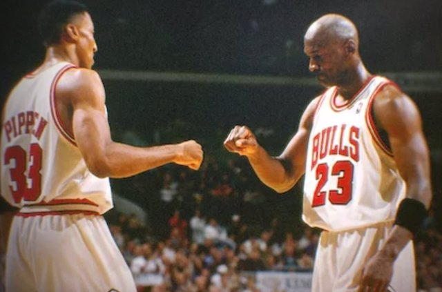 The Last Dance, la docuserie de Michael Jordan en Netflix
