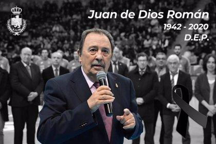 Condolencias y muestras de afecto desde C-LM por el fallecimiento del exseleccionador Juan de Dios Román