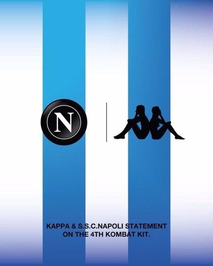 El Nápoles vestirá una camiseta especial de homenaje a Maradona este domingo ante la Roma