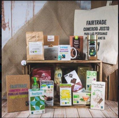 La venta de productos de Comercio Justo certificados crece un 354% en 6 años