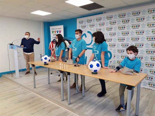 Aspanoa logra vender cerca 20.000 boletos en su sorteo futbolero contra el cáncer infantil.