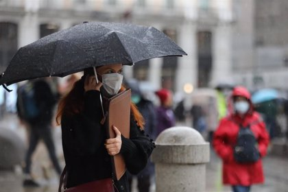 Las lluvias y tormentas afectarán mañana a Canarias, Cádiz y sur peninsular