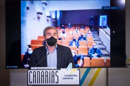 Torres felicita a Fernando Clavijo y le invita a aunar fuerzas en la defensa de Canarias