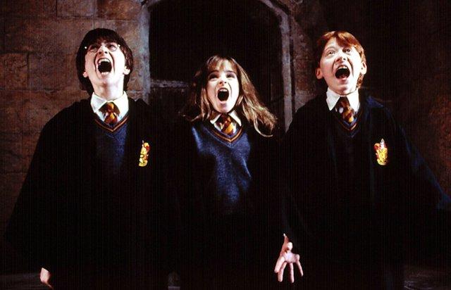 Imagen de Harry Potter y la Piedra Filosofal