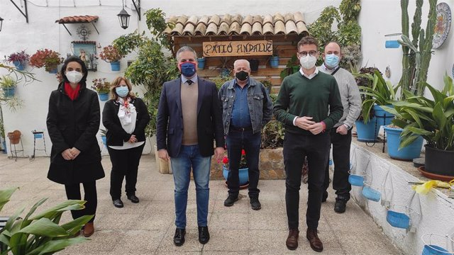 Ndp Reforma De Centros De Participación Activa De Jaén