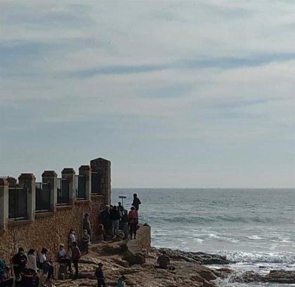SOS Costa Daurada y entidades ecologistas organizan una cadena humana en el litoral de Tarragona
