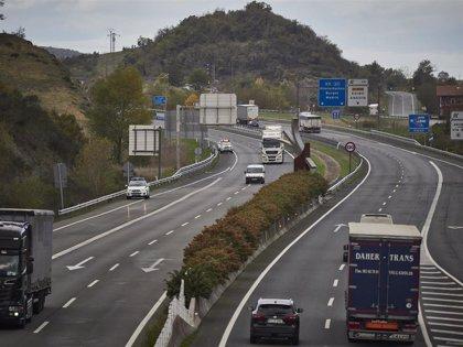 Dos fallecidos en las carreteras durante el fin de semana