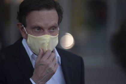 Marcelo Crivella, aliado de Bolsonaro, pierde la reeleccion a la Alcaldía de Río de Janeiro