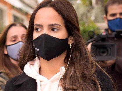 Gloria Camila manda un mensaje a Asraf tras su actitud con Isa Pantoja