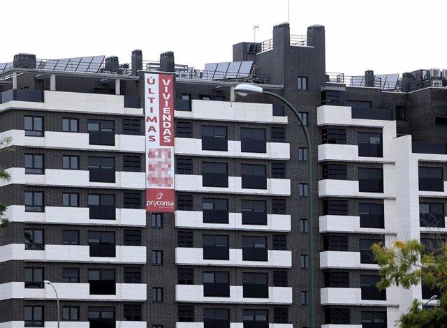 Edificio de viviendas en venta en Madrid
