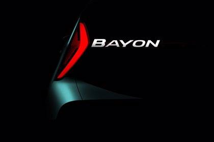 Hyundai lanzará en la primera mitad de 2021 el Bayon, su nuevo todocamino del segmento B
