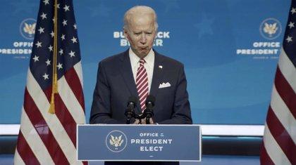 EUA.- Biden nomena per primera vegada un equip de comunicació format només per dones