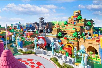 Super Nintendo World permitirá experimentar las carreras de Mario Kart con realidad aumentada